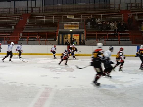 Junioren vs. Senioren am 12. März 2019