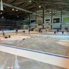 Sommertraining im Eissportzentrum Möhnesee