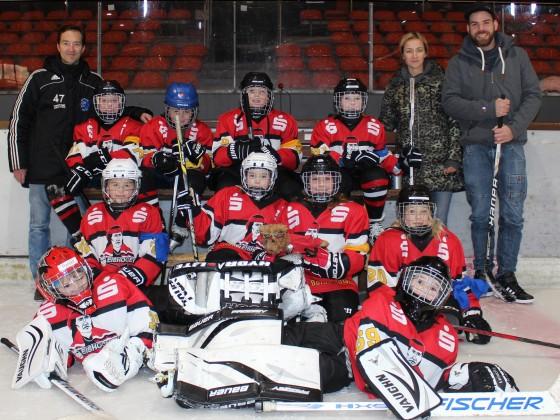 Bambini Mannschaft 2017/2018