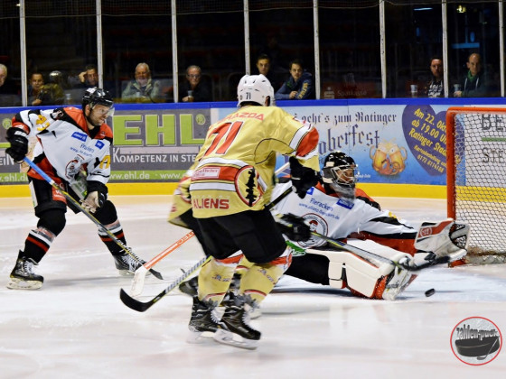 Ratinger Ice Aliens vs. Soester EG